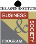 The logo of the Aspen program which co-convened the Jan. 10 roundtable.